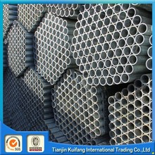 factory certification thick wall medium class galvanized steel pipe 8 tube