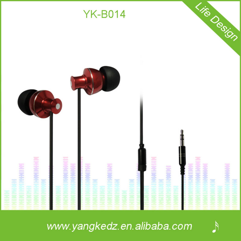 cheap price best sound effect mobile phone earphone for mobile phones and music players