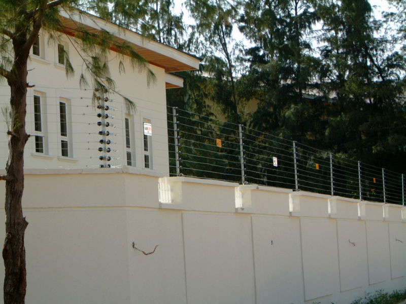 Electro-Fence Electric Fencing System