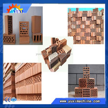2015 Very Famous clay brick vacuum extruder for brick making plant seller