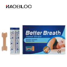 China Wholesale Breathe Right Nasal Strips Anti Snore Nose Clip