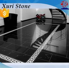 Wholesale China Nero Marquina Black Marble Slabs Cheap Price,Nero Marquina Marble Floor Tile