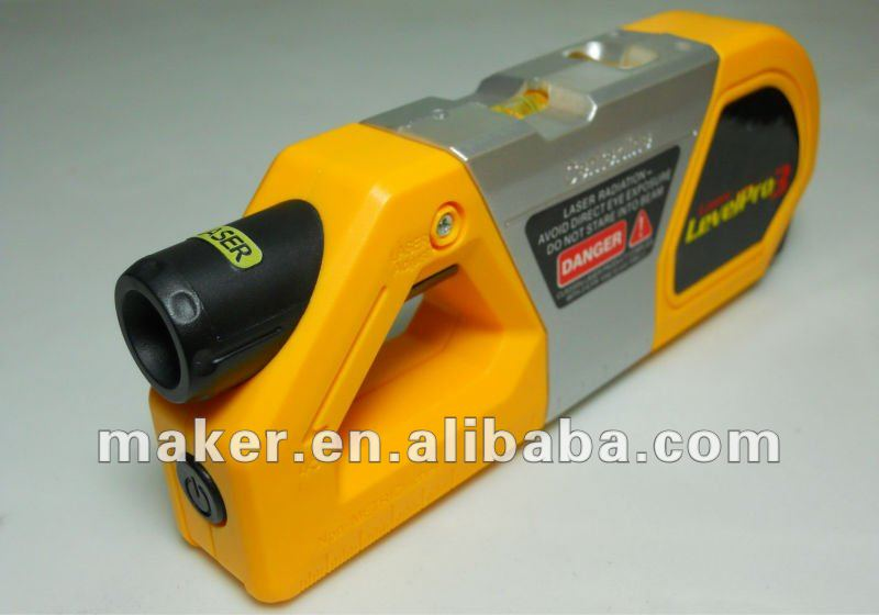 Tape Measure Laser Level Pro