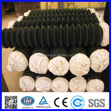 High quality vinyl coated knuckle twist chain link fence per sqm weight/ wire mesh fence