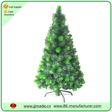 2016 Wholesale cheap Hybrid Christmas tree / outdoor led christmas tree