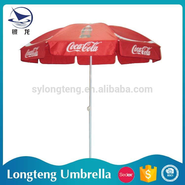 Top quality Fashion Advertising umbrella Outdoor umbrella promotional custom logo