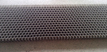 non-toic & food grade PC honeycomb curtain for wind tunnels