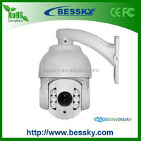 360 degree analog camera, ptz analog cctv camera cheap promotion, 10x zoom outdoor high speed dome camera