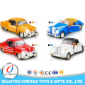 1:36 Electric alloy simulation vintage toy car metal with light music