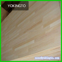 Finger joint laminated pine board pine panel