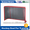 Durable Hockey Goal With Hockey Net/Street Trending Youth and Adult Hockey Goal