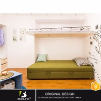Double Decker Single Bed Designs Of Wood Bed China Suppliers Of Sofa Bed