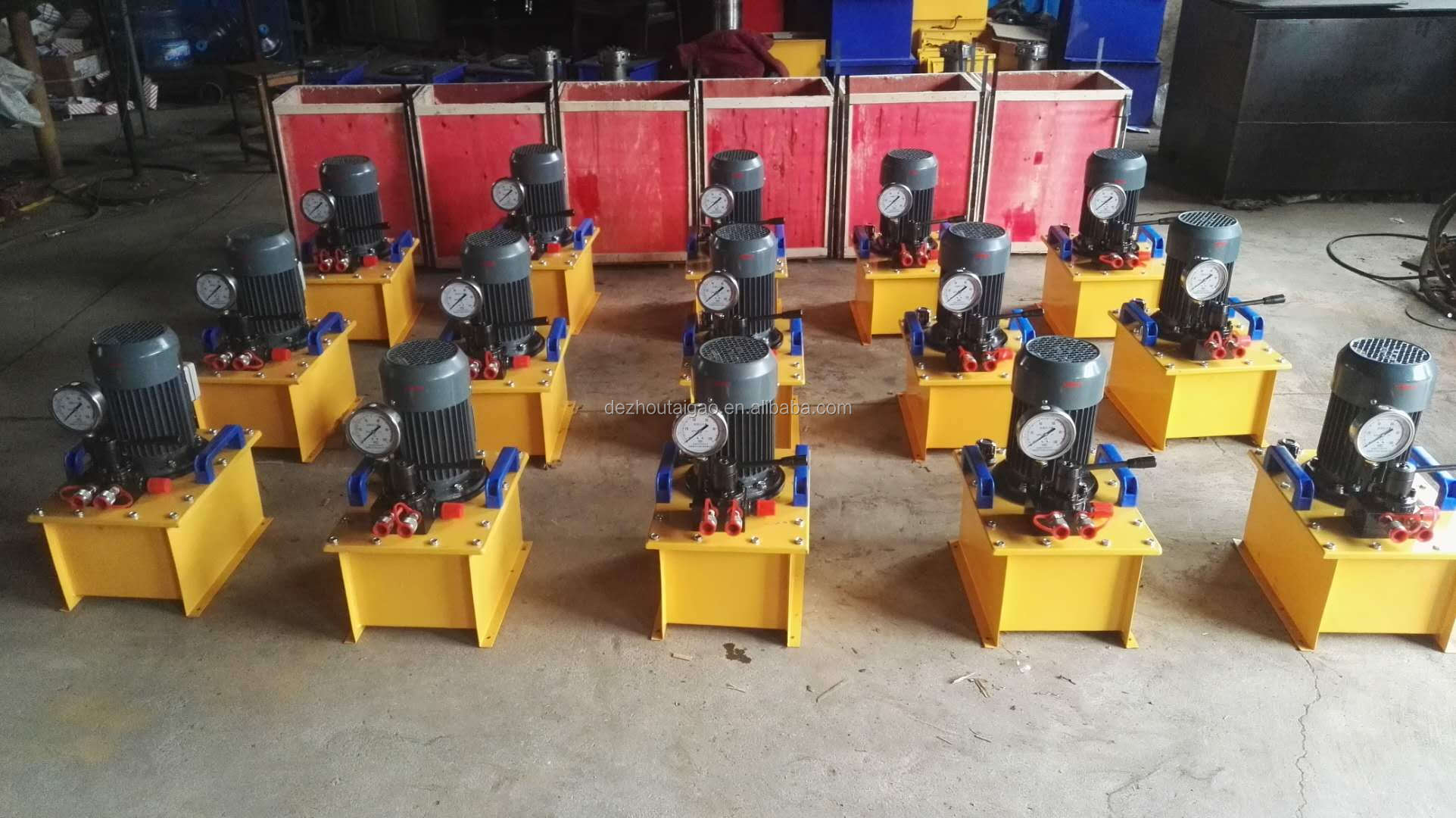 Low price, high quality hydraulic pump manufacturer in China
