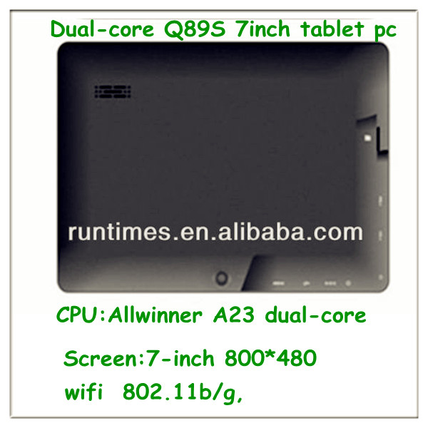 7 inch android 4.0 mid tablet
