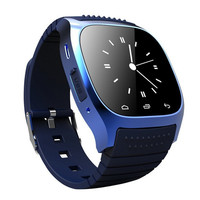 Newest Sport Bluetooth M26 Smart Watch Wristwatch with Dial Function for IOS Android Samsung phone