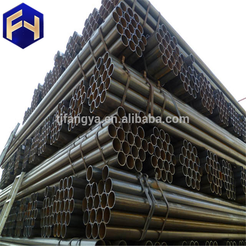 Welded pipes ! sch40 black steel pipe iron ore specifications