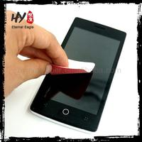 New fashional sticky mobile phone screen cleaner,microfiber phone wipes,hand phone screen cleaner