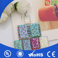 2014 fashion cheap accessory wholesale custom t-shirt rhinestone for free sample made in China