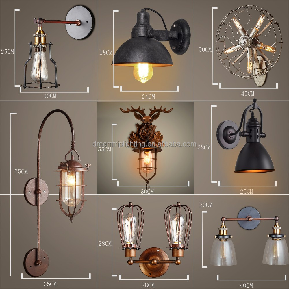 new design loft fixture bed night swing arm wall lights lamp lights