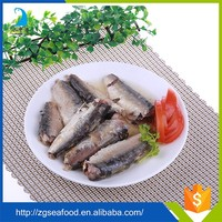 Seafood Manufacturing Company Canned Sardine In
