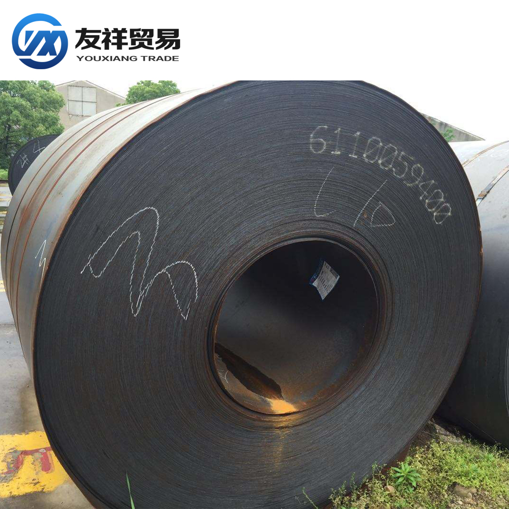 custom cut Q195, Q235, Q345 Hot Rolled Coils / Sheet / Checkered Steel Plate