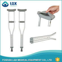 wholesales product medical adjustable new style crutches colored for kids