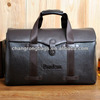 2014 fashinable top quality men 100% genuine leather travel bag