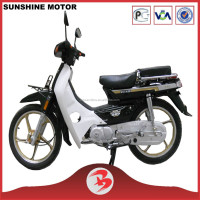 SX110-9C Hot Seller In Africa Cheap 100CC Motorcycle Docker C90