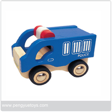 py1239 Mini Prisoner's Van, wooden car toys from Eagle Creation Toys