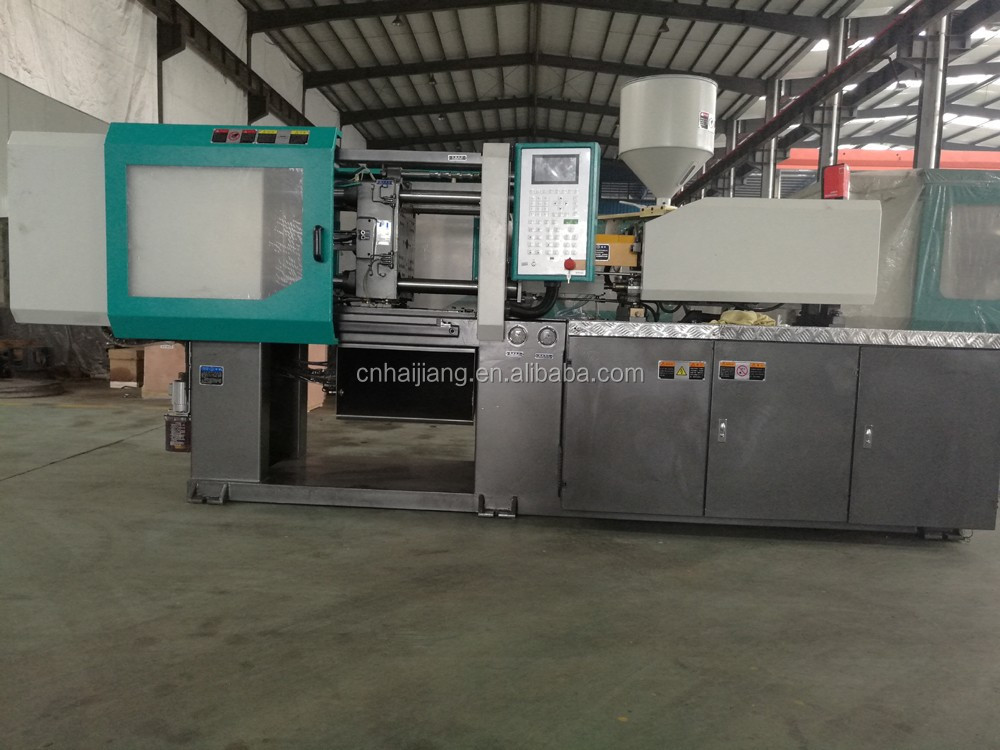 Lamp shade injection molding machine