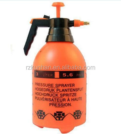 Hot Selling Handheld Agriculture Portable Small Garden high pressure pump sprayer