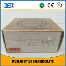 NSK angular contact Ball Bearings made in Japan 7206CTYNSULP4