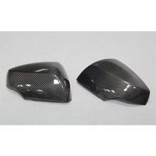 Manufacturer Supplier carbon fiber+ ABS cheap small rearview mirrors