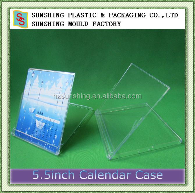 Plastic Jewel CD Case Calendar Case Wholesale