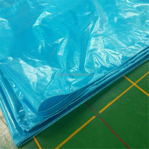 100% Virgin Material HDPE+LDPE Material PE Tarpaulin For Awning Cover