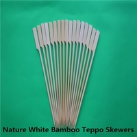 Different Kinds Safe Bamboo Stick With Logo