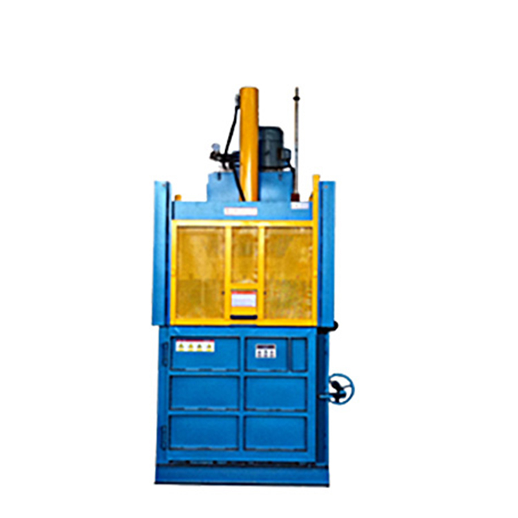 Professional Medium-sized Vertical VTJP-M30 Hydraulic Baler Machine