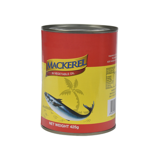 210g canned saury in soybean oil