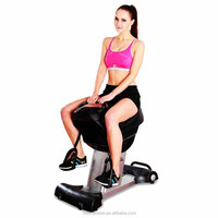 Gym Bike body crunch/abdominal crunch machine exercise TA-022