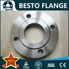 standard carbon steel forged flange ANSI A105