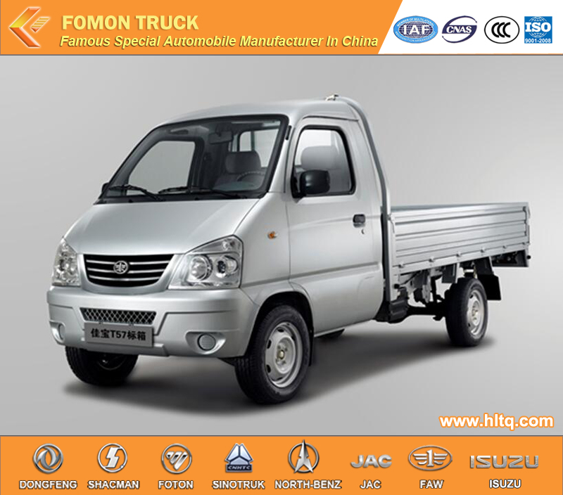 FAW gasoline RHD 4X2 light cargo transport truck factory direct