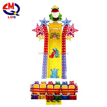 Children Park Lower Price China Amusement Rides kids jumping frog
