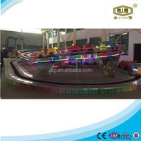 Electric mini train sliding toy train playground equipment south africa for amusement park