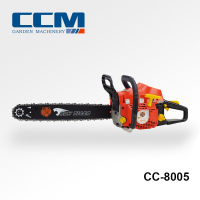 SAW TIGER 52cc chain saw wood cutting machine