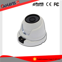 home security 1.0 megapixel high definition cctv 720p ip dome indoor camera