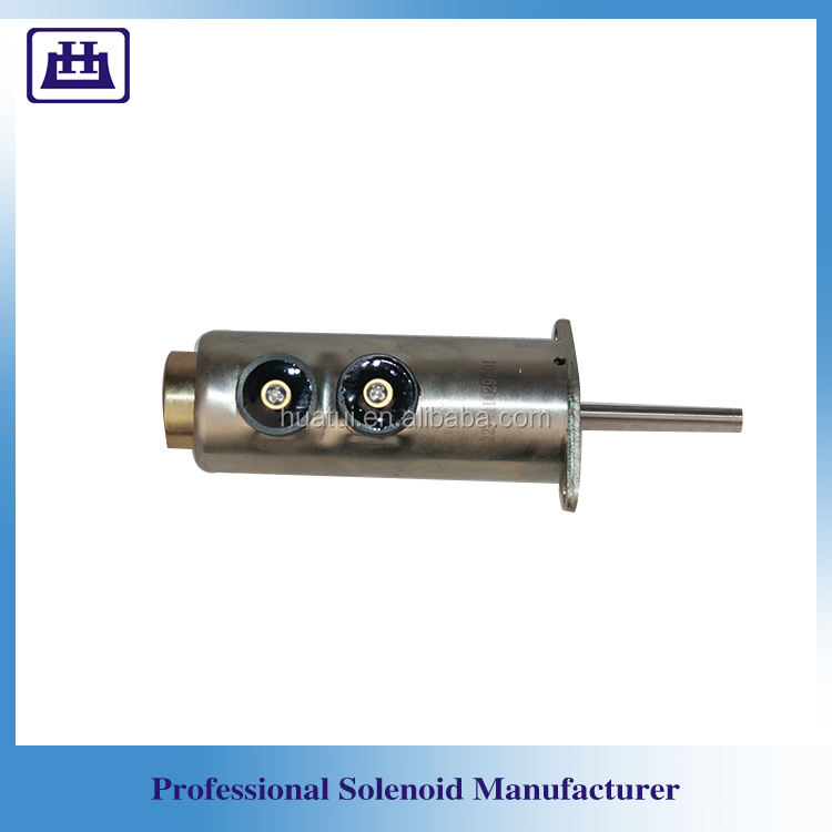 110-6465 24V Low Pressure Normal Temperature <strong>Engine</strong> Stop Solenoid Valve