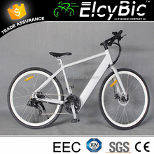 2016 new style lithium 24v battery aluminum frame electric mountain bike(E-TDF07A)