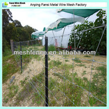 Goat and lamb woven farm wire mesh fence