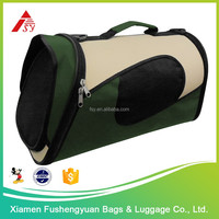 new style 600D polyester strong airline pet carrier for dog / pet cage