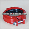 Quick Flexible Pipe Coupling With FM